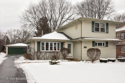 Single Family Home New: 114 South Cedar Street