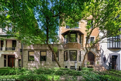 Single Family Home For Sale: 1442 North Astor Street