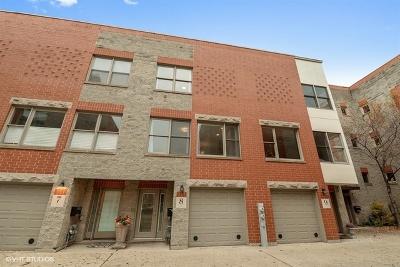 Chicago Condo/Townhouse New: 860 North Elston Avenue #8