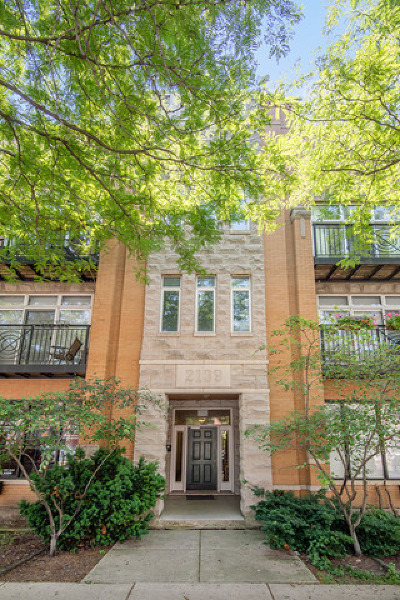 Chicago Condo/Townhouse New: 2139 West Roscoe Street #3E