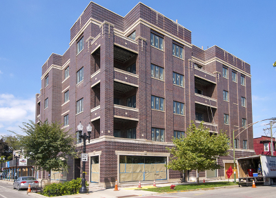 Chicago Condo/Townhouse New: 4802 North Bell Avenue #204