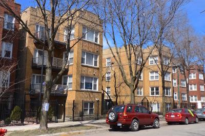 Chicago Condo/Townhouse New: 4608 North Monticello Avenue #3E