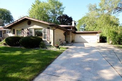 Homewood Single Family Home New: 1500 187th Street