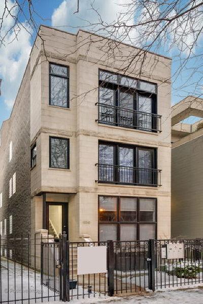 Chicago Condo/Townhouse New: 939 North Wolcott Avenue #2