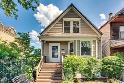 Single Family Home Price Change: 2661 North Marshfield Avenue