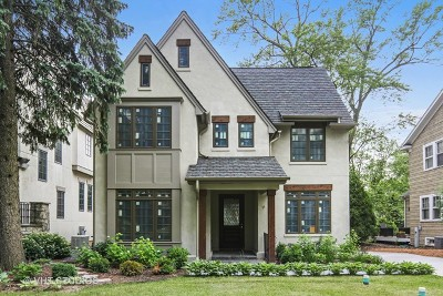 Hinsdale Single Family Home New: 530 North Grant Street
