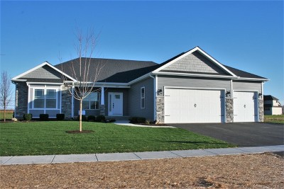 Dekalb Single Family Home For Sale: 452 Rutland Road