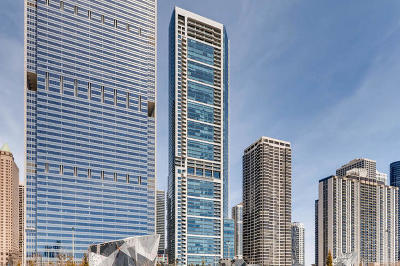 Cook County Condo/Townhouse New: 340 East Randolph Street #2306