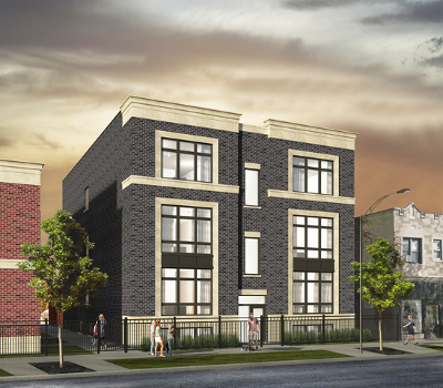 Cook County Condo/Townhouse New: 6911 North Western Avenue #3N