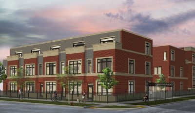 Cook County Condo/Townhouse New: 2335 West Morse Avenue