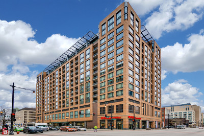 Cook County Condo/Townhouse New: 520 South State Street #1002