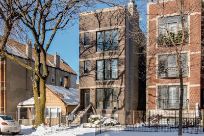Cook County Condo/Townhouse New: 2440 West Cortez Street #1