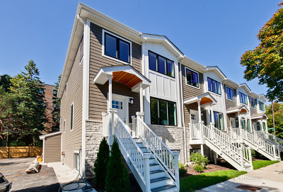 Cook County Condo/Townhouse New: 6502 West Imlay Street