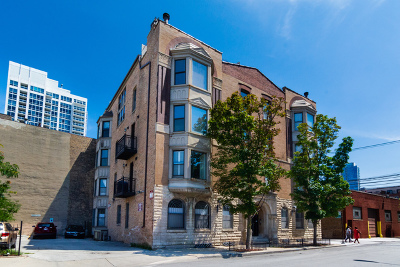 Cook County Condo/Townhouse New: 747 North Sedgwick Street #4RS