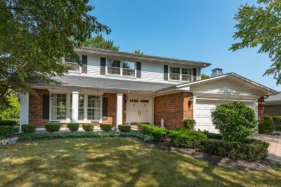 Cook County Single Family Home New: 2116 West Lawrence Lane