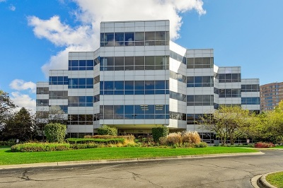 Du Page County Commercial For Sale: 1 Transam Plaza Drive