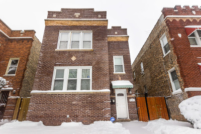 Cook County Multi Family Home New: 1721 North Monitor Avenue