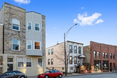 Cook County Condo/Townhouse New: 1813 West Grand Avenue #2