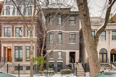 Cook County Condo/Townhouse New: 2139 North Dayton Street #2