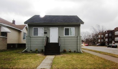 Cook County Single Family Home New: 573 Harrison Avenue
