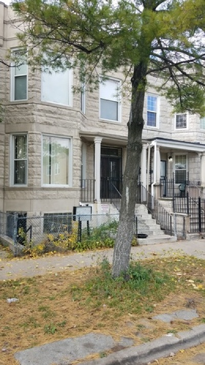 Cook County Multi Family Home New: 1548 South Drake Avenue