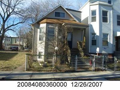 Cook County Single Family Home New: 5230 South May Street