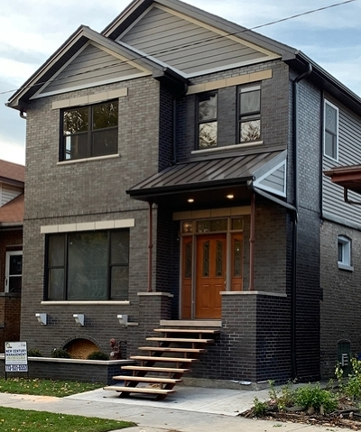 Chicago IL Single Family Home New: $669,000