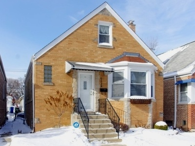 Chicago IL Single Family Home New: $379,000