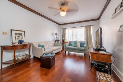 Cook County Condo/Townhouse New: 6434 18th Street #1