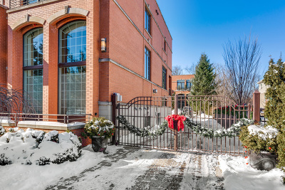 Cook County Condo/Townhouse New: 116 South Dee Road #D