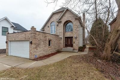 Glencoe Single Family Home For Sale: 392 Jefferson Avenue