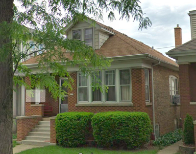 Cook County Single Family Home New: 5714 West Grace Street
