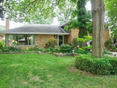 Lincolnwood Single Family Home For Sale: 6445 North Kilbourn Avenue