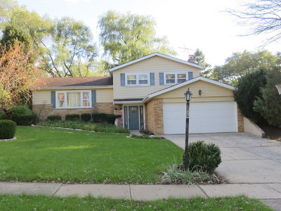 Darien Single Family Home For Sale: 829 71st Street