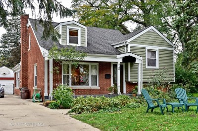 La Grange Single Family Home For Sale: 840 South Kensington Avenue