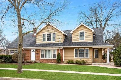 Arlington Heights Single Family Home For Sale: 602 South Vail Avenue