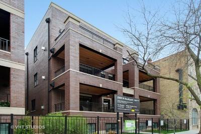 Condo/Townhouse For Sale: 2509 North Southport Avenue #3S