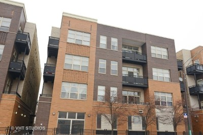Condo/Townhouse For Sale: 2933 North Clybourn Avenue #204