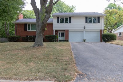 Bloomington Single Family Home For Sale: 206 Parkview Drive
