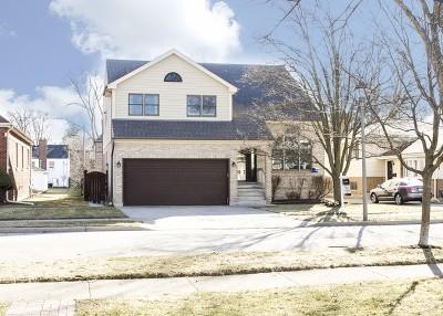 Elmhurst Single Family Home New: 785 South Fairfield Avenue