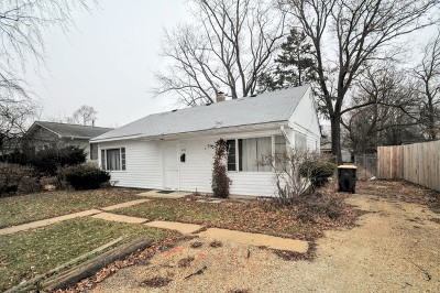 West Chicago Single Family Home For Sale: 533 East Pomeroy Street