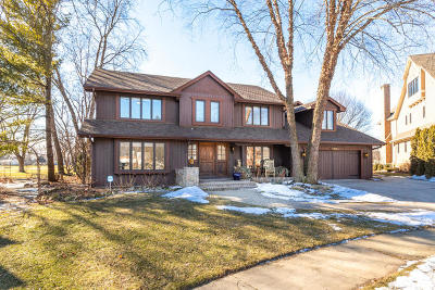 Naperville Single Family Home Contingent: 1044 Royal Bombay Court