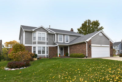 Mount Prospect Single Family Home Contingent: 1701 Independence Court