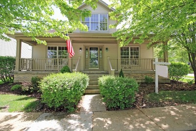 Geneva Single Family Home For Sale: 39w175 Dobson Lane