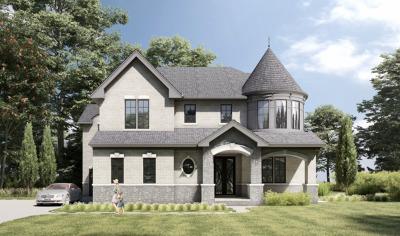 Glenview Single Family Home For Sale: 709 Glenwood Lane