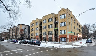 Condo/Townhouse For Sale: 2704 West Cortland Street #2