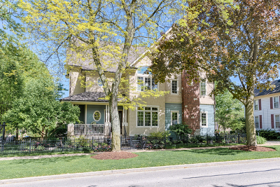 Naperville Single Family Home For Sale: 240 West Benton Avenue
