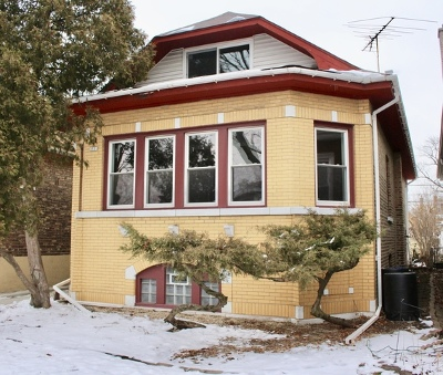 Berwyn Single Family Home For Sale: 3551 Euclid Avenue