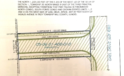 Joliet Residential Lots & Land For Sale: 1099 Gael Drive