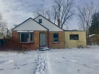 Broadview Single Family Home Contingent: 2416 South 12th Avenue